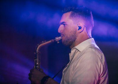 Saxofonist boeken
