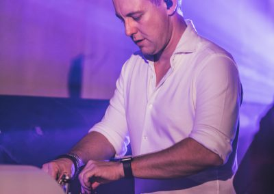 DJ met saxofonist Amersfoort