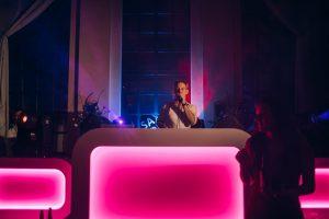 DJ booth huren